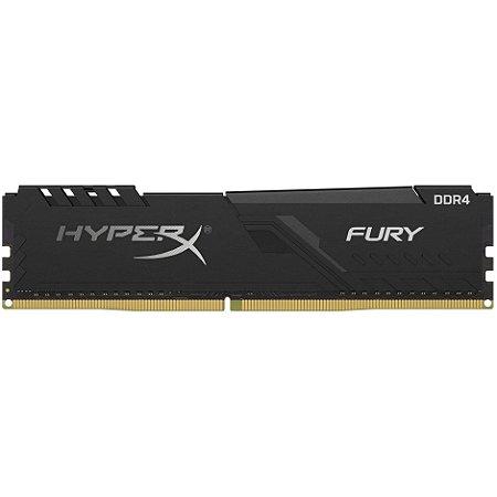 MEMÓRIA KINGSTON HYPERX FURY 4GB 2666MHZ DDR4 HX426C16FR3/4