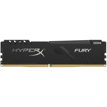 MEMÓRIA KINGSTON HYPERX FURY 8GB 2666MHZ DDR4 HX426C16FR3/8