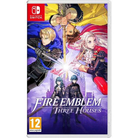 JOGO NINTENDO SWITCH FIRE EMBLEM THREE HOUSES