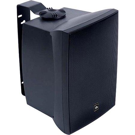 Par de Caixa Acústica Som Ambiente 50W C621P Preto JBL - PA