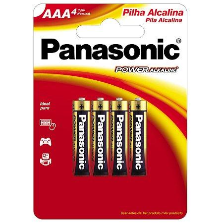 Pilha Alcalina AAA LR03XAB/4B1 (Caixa c/ 192 pilhas)(Cartela