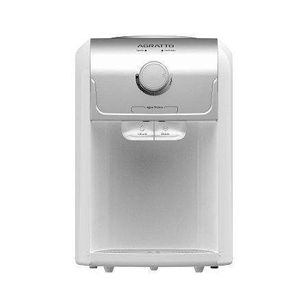Bebedouro de Mesa Compressor 220V BC02 Branco AGRATTO