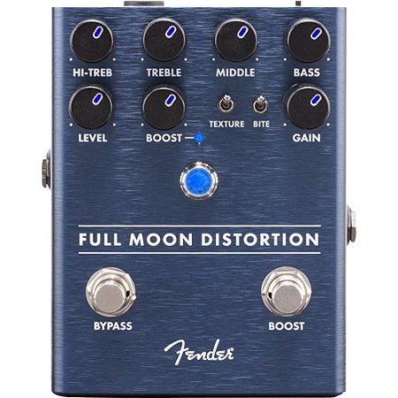 Pedal para Guitarra Full Moon Distortion FENDER
