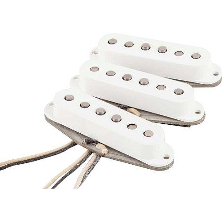 Set de Captadores Para Guitarra CUSTOM '69 STRAT Branco FEND