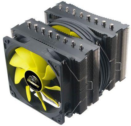 Cooler De Processador Akasa Venom Medusa Ak-cc4010hp01