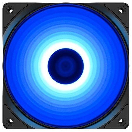 COOLER FAN DEEPCOOL RF120B 120MM LED AZUL DP-FLED-RF120-BL