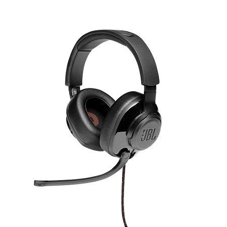 Headset Gamer Quantum 300 Preto JBL
