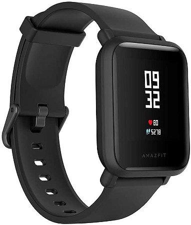 Relógio Inteligente Amazfit Bip Lite A1915 Black