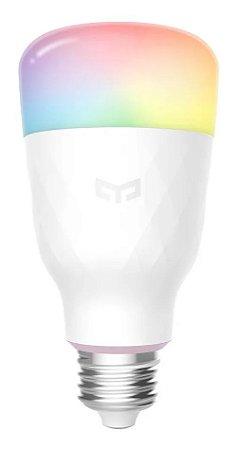 Lâmpada Rgb Inteligente Yeelight Smart Led Bulb 1s Yldp13yl
