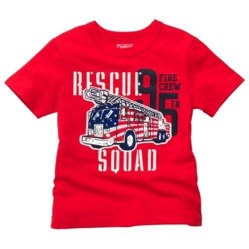 Camiseta Oshkosh Fire Crew