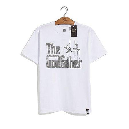 Camiseta Poderoso Chefão Logo