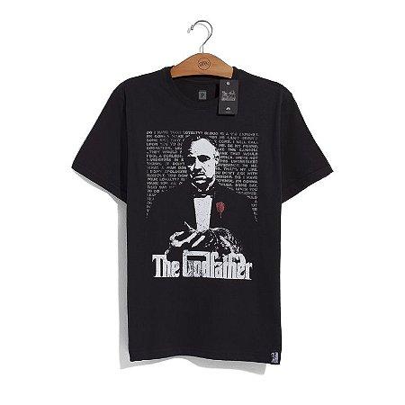 Camiseta Poderoso Chefão Padrinho