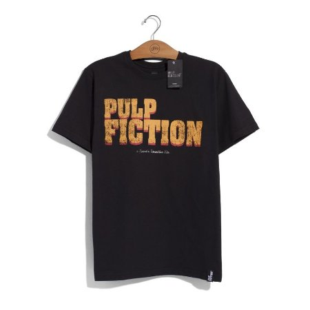 Camiseta Pulp Fiction Logo