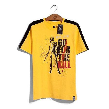 Camiseta Kill Bill Go For The Kill