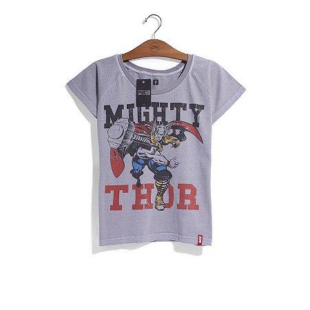 Camiseta Marvel Thor - Era de Prata  Feminina
