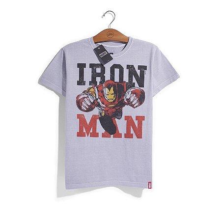Camiseta Marvel Homem de Ferro - Era de Prata