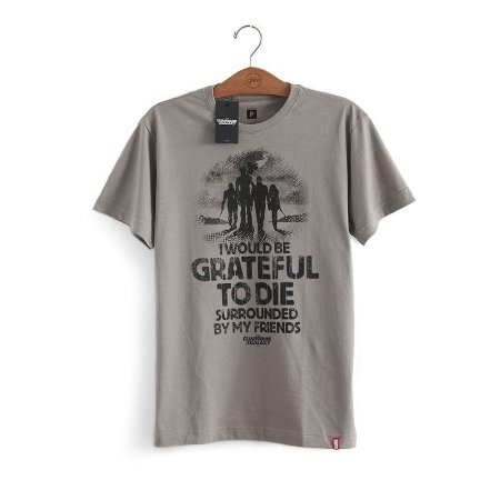 Camiseta Grateful to Die Guardiões da Galaxia