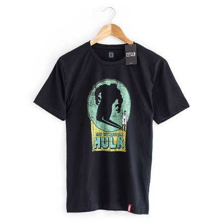 Camiseta Sombra Hulk Marvel
