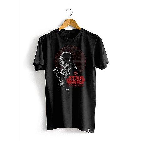 Camiseta Star Wars Rogue One Darth Vader