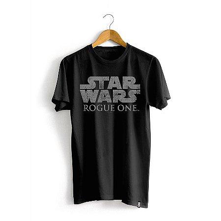 Camiseta Star Wars Rogue One Logo