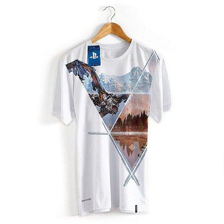 Camiseta Playstation Horizon