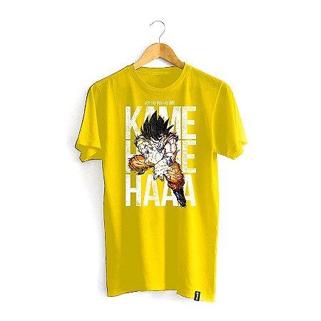 Camiseta Dragon Ball Z Kamehameha