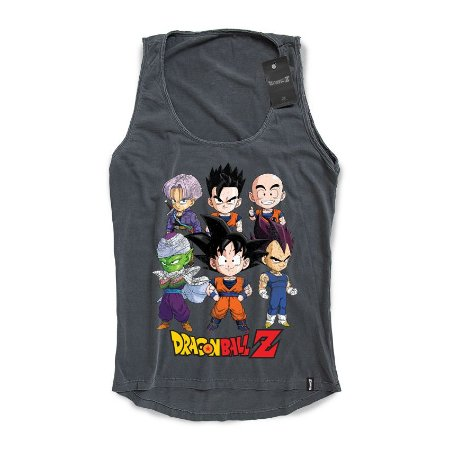 Camiseta Feminina Dragon Ball Z SD