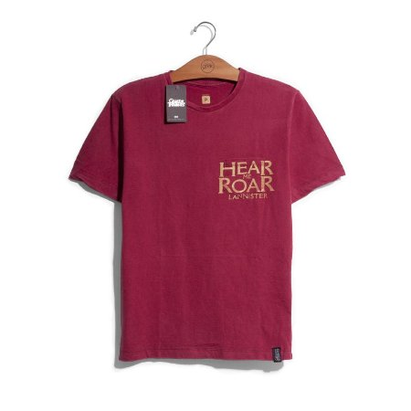 Camiseta Game of Thrones Hear Me Roar