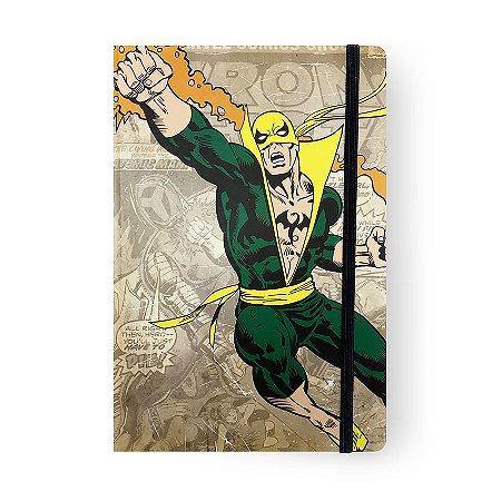 Caderno de Notas Marvel Punho de Ferro