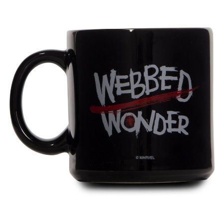Caneca Marvel Webbed Wonder