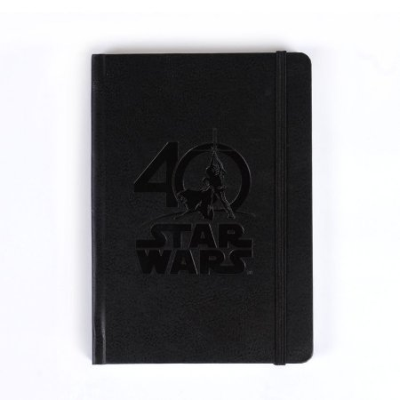 Caderno de nota Star Wars 40th