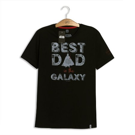 Camiseta Star Wars Best Dad