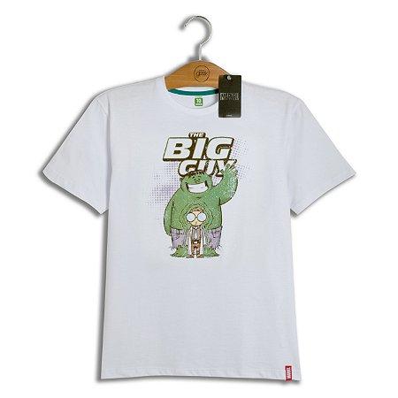 Camiseta Infantil Marvel Hulk Young