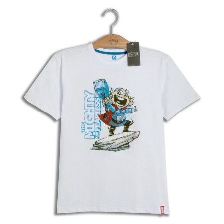 Camiseta Infantil Marvel Thor Young