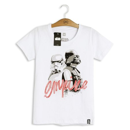 Camiseta Feminina Star Wars Empire