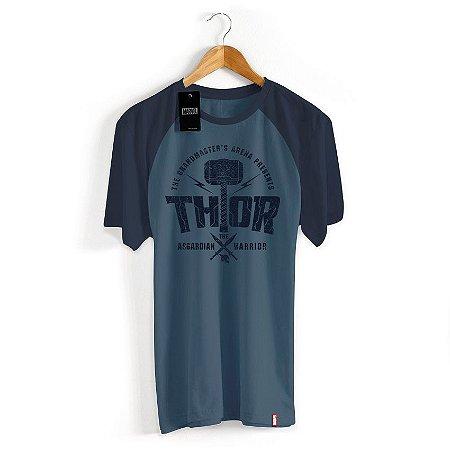 Camiseta Marvel Thor Ragnarok Asgardian