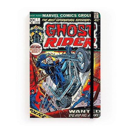 Caderno de Notas Ghost Rider #1 Marvel