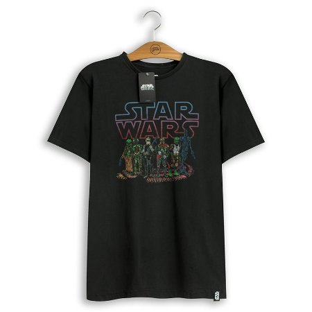 Camiseta Star Wars Bounty Hunters
