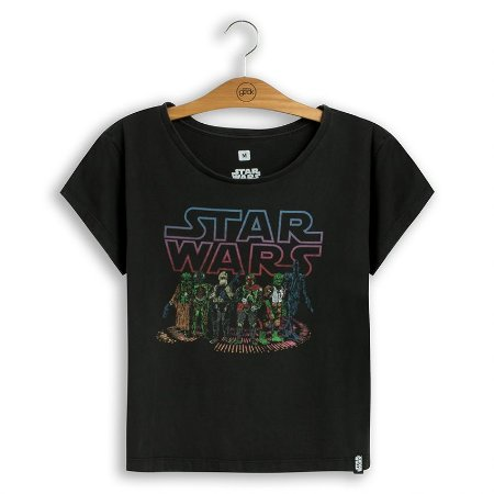 Camiseta Feminina Star Wars Bounty Hunters