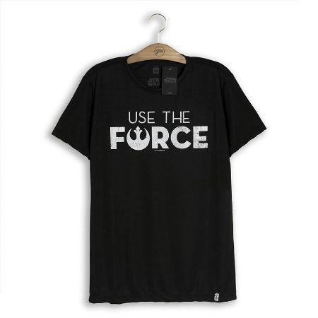 Camiseta Dry Fit Star Wars Use The Force
