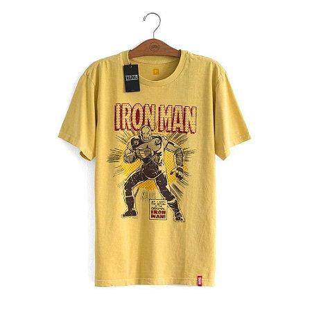 Camiseta Homem de Ferro Original Marvel