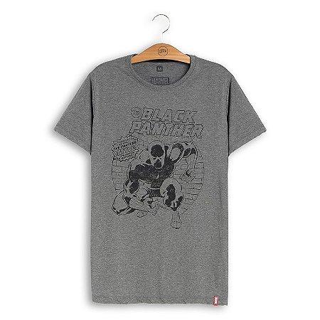 Camiseta Marvel Pantera Negra Vintage