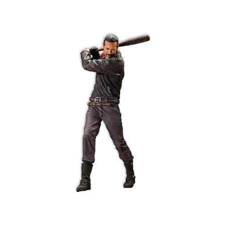 Estátua The Walking Dead Negan Deluxe