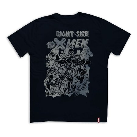 Camiseta Marvel X-Men Giant Size