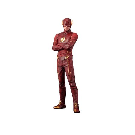 The Flash TV Series Statue