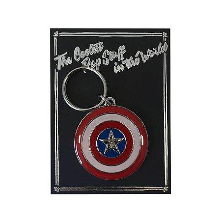 629934ee7a8 Chaveiro Capitão América - A melhor loja geek com de produtos nerd e ...