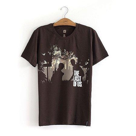Camiseta The Last of Us Sombras