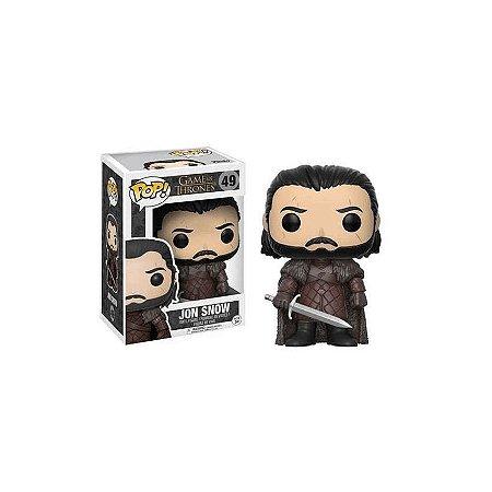 Jon Snow - Game Of Thrones - Pop! Funko