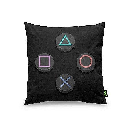 Almofada Joystick Playstation