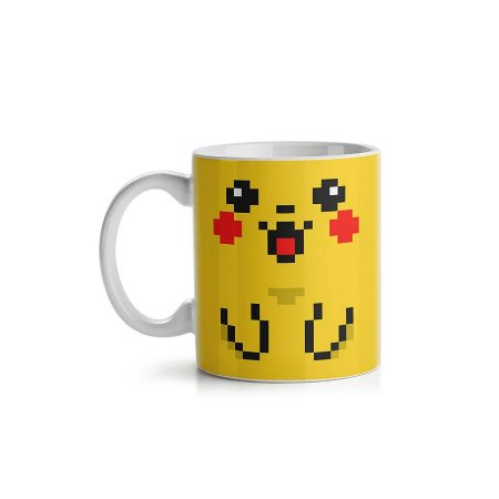 Caneca Pokémon Pikachu
